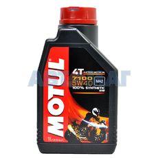 Масло моторное Motul 7100 4T 5w40 1л синтетическое
