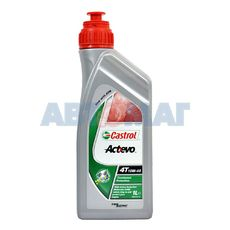 Масло моторное Castrol Act>Evo 4T 10w40 1л полусинтетическое