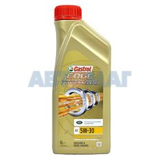 Масло моторное Castrol EDGE Professional A5 5w30 1л (Land Rover, Range Rover) синтетическое