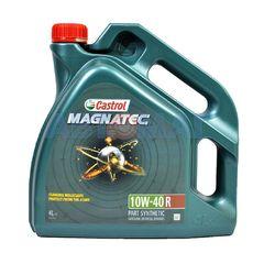 Масло моторное Castrol Magnatec R 10w40 4л полусинтетическое