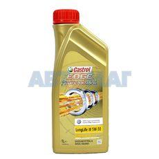 Моторное масло Castrol EDGE Professional LongLife III VW 5w30 1л синтетическое