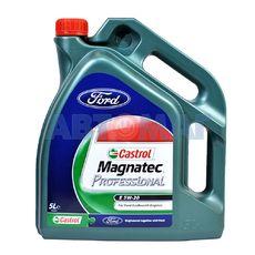 Масло моторное Castrol FORD Magnatec Professional E 5w20 5л синтетическое