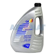 Масло моторное Q8 Formula Special G Long Life 5W30 4л синтетическое