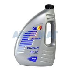 Масло моторное Q8 Formula VX Long Life 5W30 4л синтетическое