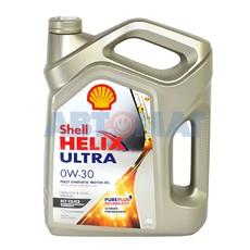 Масло моторное Shell Helix Ultra ECT C2/C3 0w30 4л синтетическое