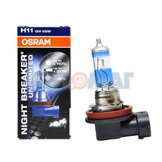 Автолампа OSRAM Night Breaker Unlimited H11 55W 12V