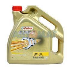 Масло моторное Castrol EDGE 5w30 LL 4л синтетическое