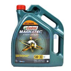 Масло моторное Castrol Magnatec Stop-Start C3 5w30 5л синтетическое