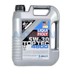 Масло моторное LIQUI MOLY НС 5w30 Top Tec 4600 C3 5л синтетическое