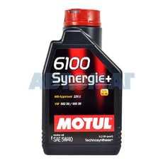 Масло моторное Motul 6100 Synergie+ 5w40 1л полусинтетическое