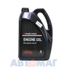 Масло моторное Mitsubishi Engine SN/GF-5 5w30 4л синтетическое