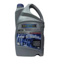 Трансмиссионное масло Ravenol для MB 6-serie