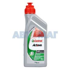 Масло моторное Castrol Act>Evo 4T 20w50 1л минеральное
