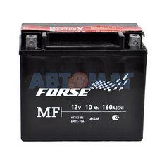 Аккумулятор мото Forse YTX12-BS - 10 А/ч