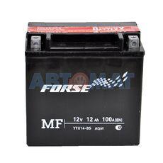 Аккумулятор мото Forse YTX14-BS - 12 A/ч