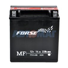 Аккумулятор мото Forse YTX16-BS - 14 А/ч