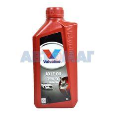 Масло трансмиссионное Valvoline Gear Oil GL-4 75w90 1л синтетическое