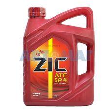 Масло трансмиссионное ZIC ATF SP4 4л синтетическое