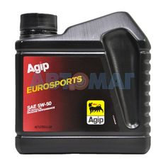 Масло моторное Eni EuroSport 5w50 1л синтетическое