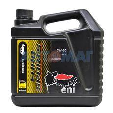 Масло моторное Eni EuroSport 5w50 4л синтетическое