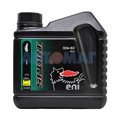 Масло моторное Eni Sport 10w60 1л синтетическое