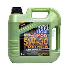 Масло моторное LIQUI MOLY Molygen New 5w30 4л синтетическое