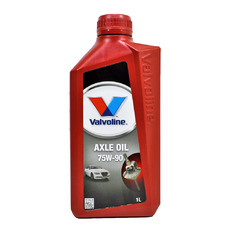 Масло трансмиссионное Valvoline Axle Oil GL-5 75w90 1л полусинтетическое