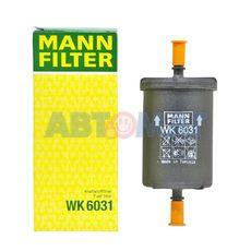 Фильтр топливный MANN WK 6031 (wk 612)