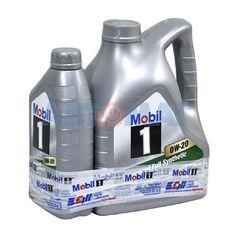 Масло моторное Mobil 1 Advanced Fuel Economy 0w20 4л+1л синтетическое