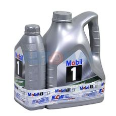 Масло моторное Mobil 1 FE 0w30 4л+1л синтетическое