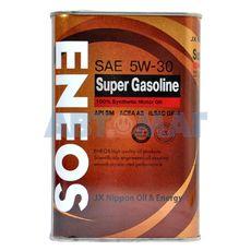 Масло моторное Eneos Super Gasoline SM 5w30 0.94л синтетическое