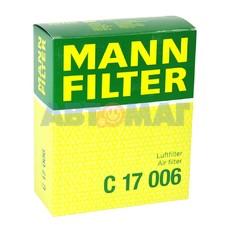 Фильтр воздушный MANN C 17 006