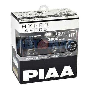 Комплект автоламп PIAA H11 55W 12V