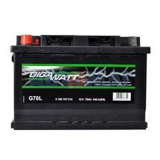 Аккумулятор GIGAWATT G70L