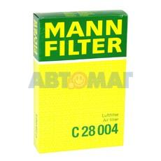 Фильтр воздушный MANN C 28 004