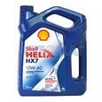 Масло моторное Shell Helix HX7 10W40 4л полусинтетическое