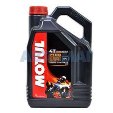 Масло моторное Motul 7100 4T 10w40 4л синтетическое