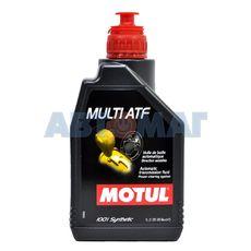 Масло трансмиссионное Motul Multi ATF 1л синтетическое