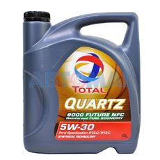 Масло моторное TOTAL Quartz 9000 Future NFC 5w30 4л синтетическое