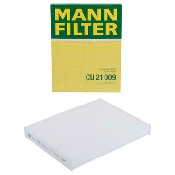 Фильтр салонный MANN CU 21009