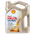 Моторное масло Shell Helix Ultra 5W40 SP 4л синтетическое