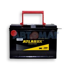 Аккумулятор ATLAS MF78-670 - 78 А/ч 670 А боковые клеммы