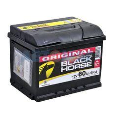 Аккумулятор BLACK HORSE - 60А/ч 510А +D