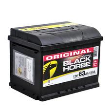 Аккумулятор BLACK HORSE - 63А/ч 510А +L