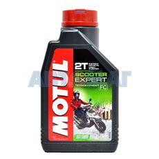 Масло моторное Motul Scooter Expert 2T 1л полусинтетическое