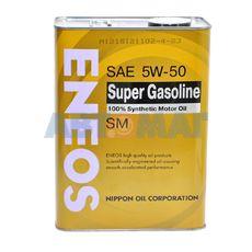 Масло моторное Eneos SM 5w50 4л синтетическое