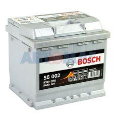 Аккумулятор BOSCH S5 Silver Plus 554 400 053 (0092S50020) - 54 А/ч 530 А