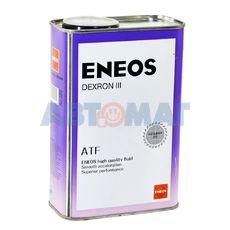 Гидравлическая жидкость Eneos ATF DEXRON-III 0.94л минеральное