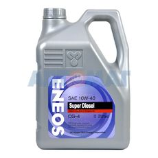 Масло моторное Eneos CG-4 10w40 6Л полусинтетическое