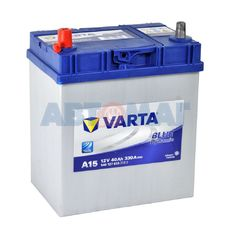 Аккумулятор VARTA Blue Dynamic A15 540 127 033 - 40 А/ч 330 А